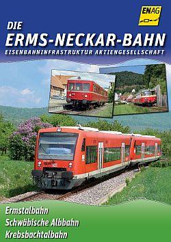 Titel der neuen Imagebroschüre der ENAG